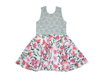 Rae Tank Mini Twirl Dress