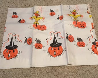 Halloween Party Paper Tablecloth