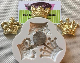 3 pc King Crowns