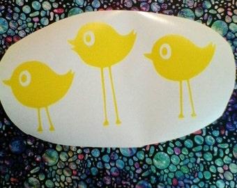Bird Wall Decals/Bird Decal /Birds/ Birds For Wall /Wall Decals