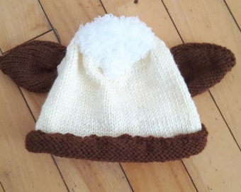 Calf Hat // Baby and Toddler sizes