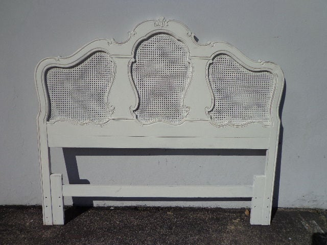 glamorous french shabby chic bedroom furniture   Bed French Provincial Rococo Headboard Shabby Chic Bedroom ...