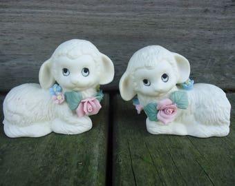 Little Lamb Figurines - Brinn's