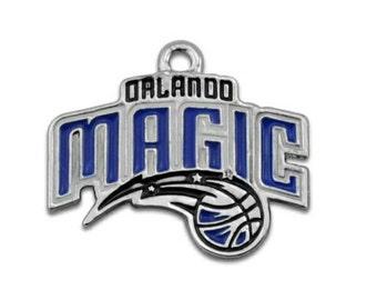 Orlando Magic Inspired Charm-Qty:1
