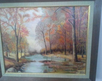 VINTAGE OIL PAINTINGS