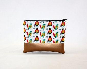 MIDI bag – copper of birds