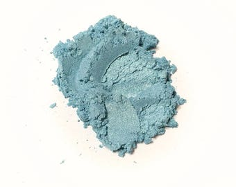 BAHAMA BREEZE Mineral Eye Shadow - Natural Mineral Makeup - Gluten Free Vegan Face Color