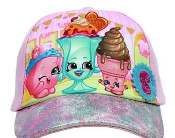 Shopkins Baseball Cap #SPS70763ST