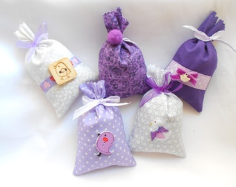 Provence Lavender bags: 6 bags - Ester in Provence Collection