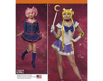 1092, Simplicity, Sailor Moon, Anime, Dress, Cosplay, Anime Cosplay, Body Suit, Comic Book Hero, Comicon, Worldcon, Manga, Geek Halloween