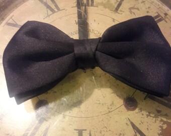 Vintage Bowtie in Black
