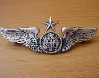 US Air Force Pilot badge
