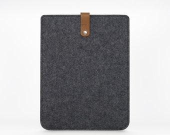 iPad Pro Sleeve - iPad Pro Case - iPad 9,7 Cover - iPad Pro Leather - Felt Case iPad