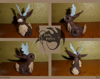 Brown Jackalope