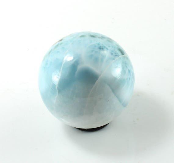 Larimar Sphere, M-1989