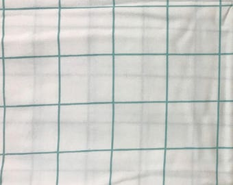 EE Schneck/Maywood Fabrics - Creative Grid -  Cotton Flannel Fabric