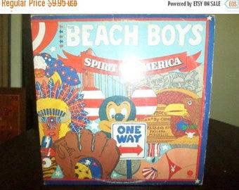 Save 30% Today Vintage 1975 Vinyl LP Record Spirit of America The Beach Boys Very Good Condition 7193