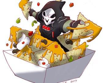 Reaper Nachos