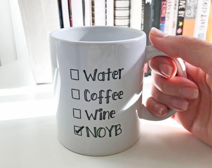 NOYB Mug