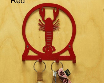 Lobster Key Rack