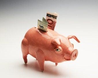 Piggybank for black money