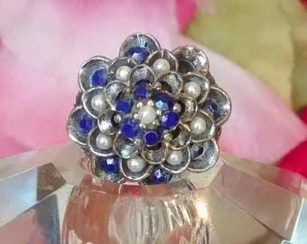 Very Vintage Ornate Ring