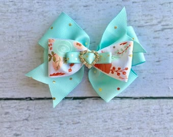 Baby Girl Headband/Clip Bow / Create your own!