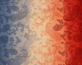 LET FREEDOM RING by First Blush Studio for Henry Glass Fabrics  Sold by the Half Yard