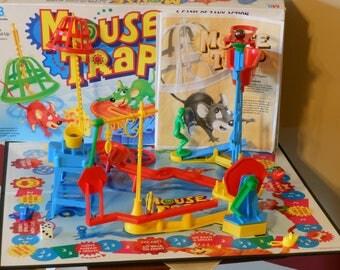 Mouse Trap Game. Milton Bradley. (1994)