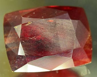 48.80  ct Natural Extremely Rare Gemstone Tantalite from Afghanistan  - 19.64 x 15.11 x 7.66mm