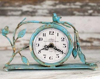 Songbird Mantel Clock
