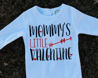 Boy Valentine Shirt; Girl Valentine Shirt; Toddler Valentine Shirt; Baby Valentine Shirt; Cute Valentine Shirt