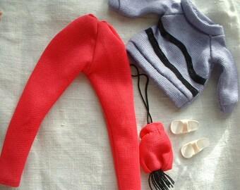 Sindy doll lazy days outfit