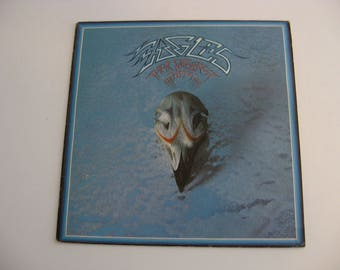 SALE! - Eagles - Greatest Hits - Embossed Cover - 1976