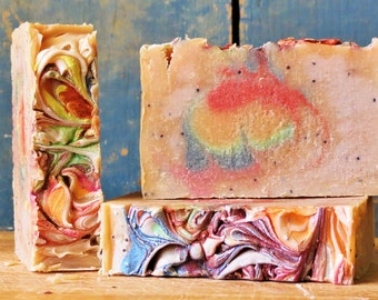 Fruitopia Goat Milk Soap