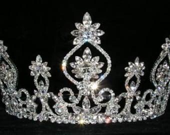 Style # 13599 Glacier Queen Adjustable Crown