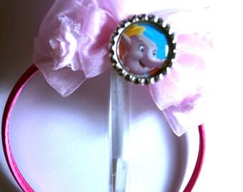 Dumbo Light Pink Headband