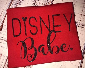 Disney Babe Tee