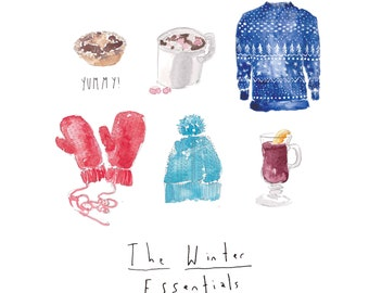 The winter essentials