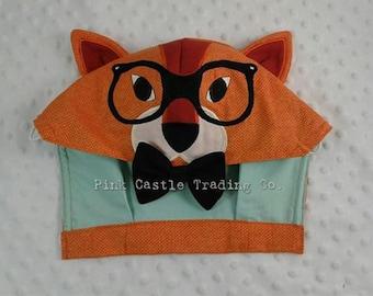 Pre Order - Tula Clever Fox Hoodie Hood