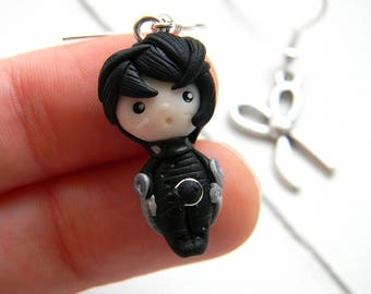 Edward scissorhands Earrings