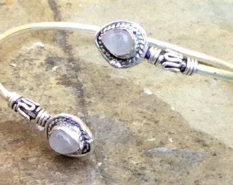 Bracelets For Women Silver Plated Bracelet  Indian Jewelry Gemstone Bracelet Ethnic Bangle Adjustable Bracelet Boho Bohemian Bracelet