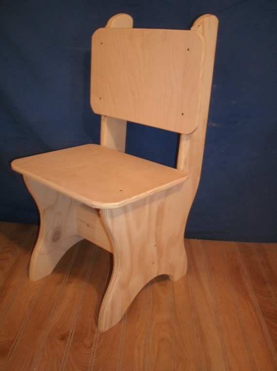 Time Out Chairhandmade Toddler Time Out Chair Time Out
