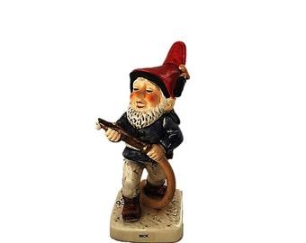 Goebel Co Boy Rick The Fireman Rare Figurine    Rare Gnomes    Shows Hobbies & Occupations    Co Boys by Goebel