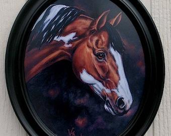 Paint Horse Print