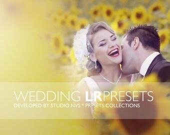 20 Wedding Lightroom Presets