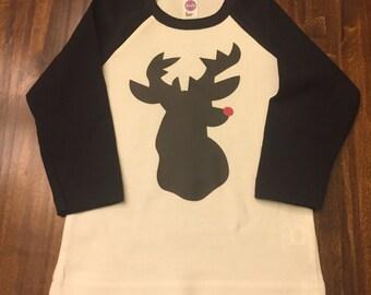 Rudolph raglan