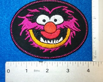 Animal Embroidered Patch