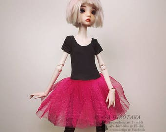 Punk Princess Outfit for MSD BJD