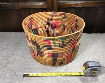 Vintage Toluca, Mexico basket